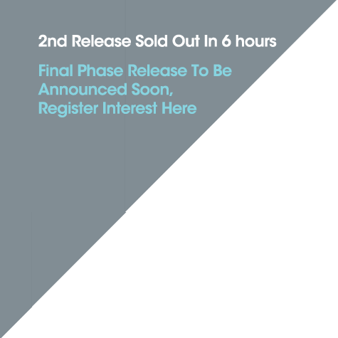 2nd release sold out in 6 hours - final phase release to be announced soon, click to register your interest - Streatham Park